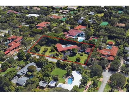 11400 SW 60th Ave  Pinecrest, FL MLS# A10408805