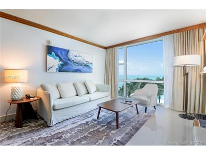 6801 Collins Ave  Miami Beach, FL MLS# A10415811