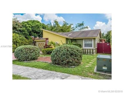 14364 SW 107th Ter  Miami, FL MLS# A10417980