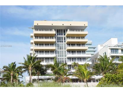 101 Ocean Dr  Miami Beach, FL MLS# A10421906