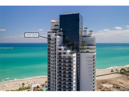 18001 Collins Ave  Sunny Isles Beach, FL MLS# A10424152