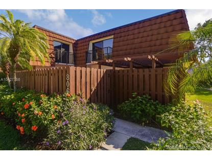 806 SW 119th Way  Davie, FL MLS# A10427158