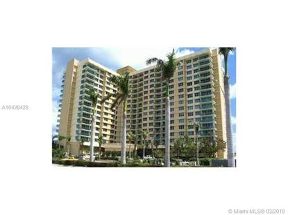 2501 S Ocean Dr  Hollywood, FL MLS# A10428428