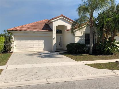3817 Miramontes Cir  Wellington, FL MLS# A10430988