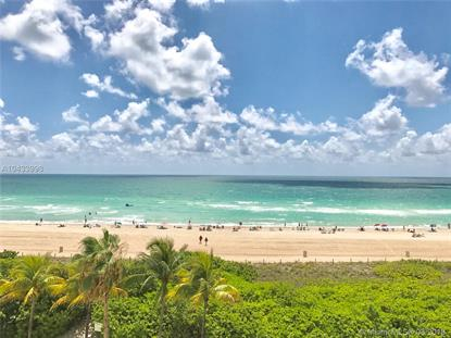 5601 COLLINS AVE  Miami Beach, FL MLS# A10433998