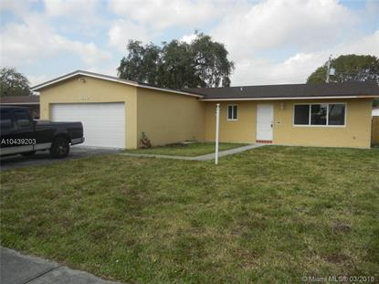 1810 N 27TH AVE  Hollywood, FL MLS# A10439203