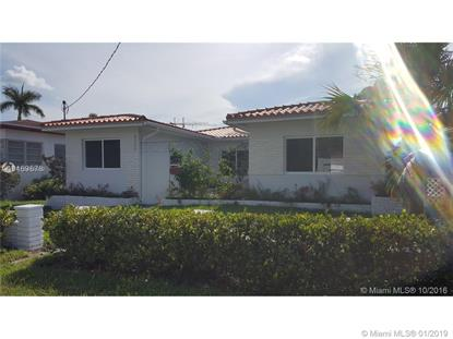 9265 Carlyle Ave  Surfside, FL MLS# A10442539