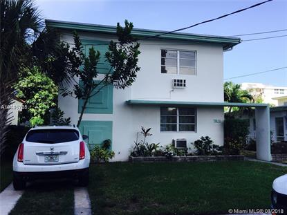 7821 Byron Ave  Miami Beach, FL MLS# A10445781