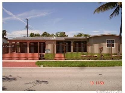 971 W 64th St  Hialeah, FL MLS# A10446101