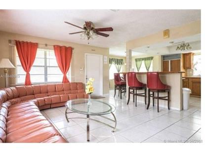 6148 Hayes St  Hollywood, FL MLS# A10446949
