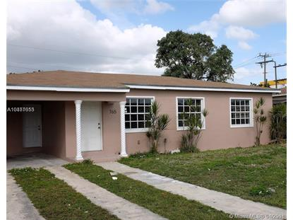 765 84TH TER , Miami, FL