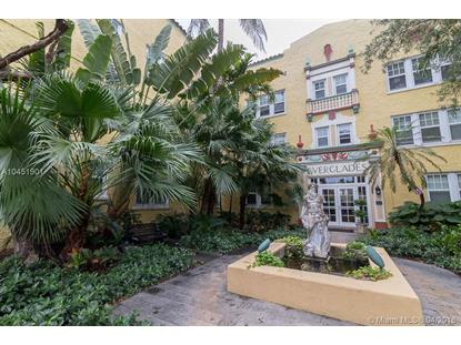 536 14th St  Miami Beach, FL MLS# A10451901