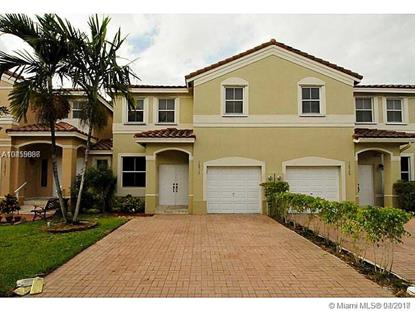 16915 SW 34th St  Miramar, FL MLS# A10455686