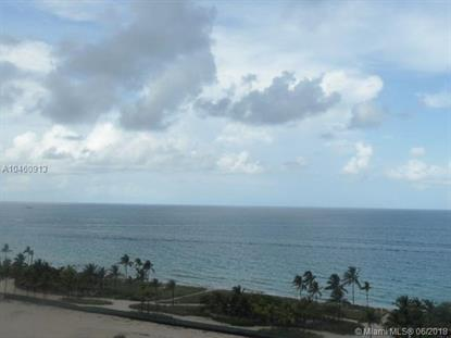 10185 Collins Ave  Bal Harbour, FL MLS# A10460913