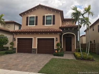 583 SE 33rd Ter  Homestead, FL MLS# A10463825