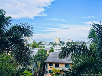 1020 Meridian Ave  Miami Beach, FL MLS# A10465067
