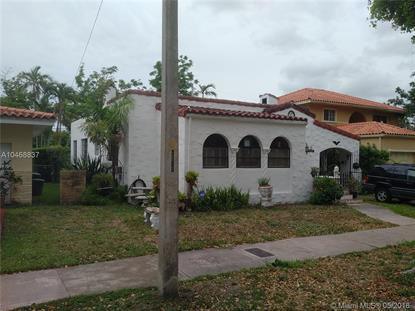 124 Cadima Ave  Coral Gables, FL MLS# A10468837