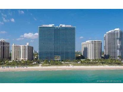 10203 Collins Ave  Bal Harbour, FL MLS# A10470800