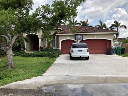 16981 SW 297th St  Homestead, FL MLS# A10471159