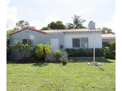 9816 N Miami Ave  Miami Shores, FL MLS# A10471647