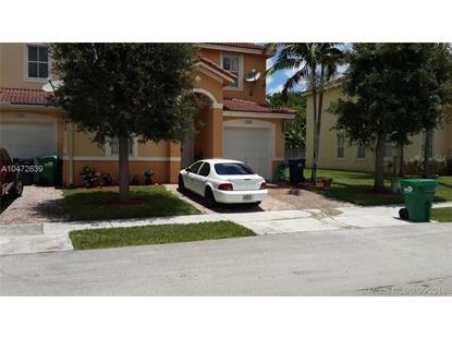 13865 SW 275th St  Homestead, FL MLS# A10472639