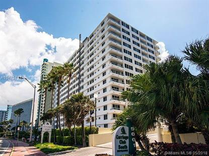 5005 Collins Ave  Miami Beach, FL MLS# A10475711