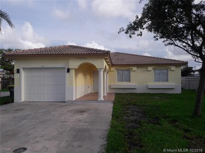 526 NW 7th St  Homestead, FL MLS# A10476221
