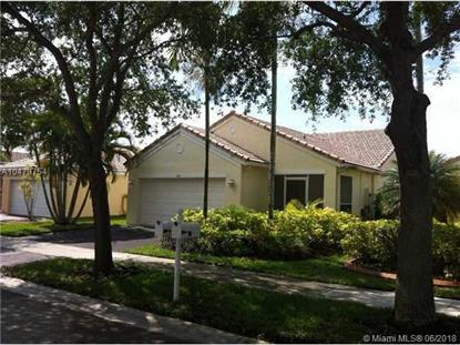 1601 Salerno Cir  Weston, FL MLS# A10479754
