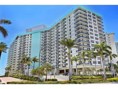 3725 S Ocean Dr  Hollywood, FL MLS# A10482887