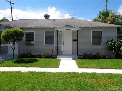 5000 Webster Ave  West Palm Beach, FL MLS# A10486428