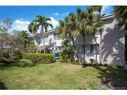1085 99 Street  Bay Harbor Islands, FL MLS# A10487031