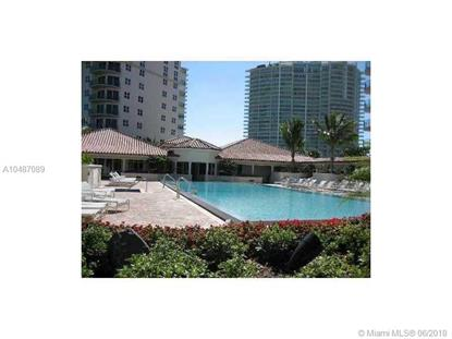 19900 E Country Club Dr  Aventura, FL MLS# A10487089