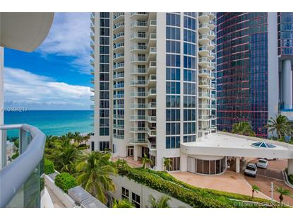 18683 Collins Ave  Sunny Isles Beach, FL MLS# A10494217