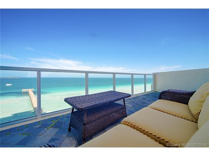 16699 Collins Ave  Sunny Isles Beach, FL MLS# A10495533