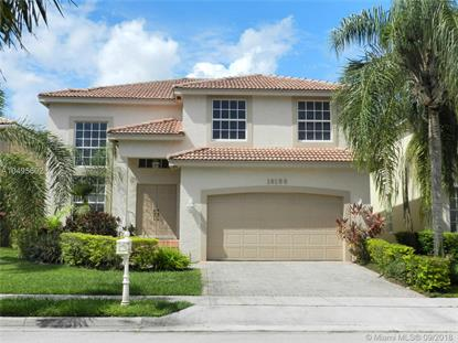 16150 La Costa Dr  Weston, FL MLS# A10495602