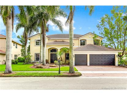 809 Regal Cove Road , Weston, FL
