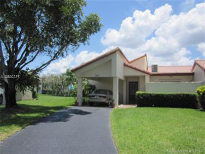331 Lakeside Ct , Sunrise, FL