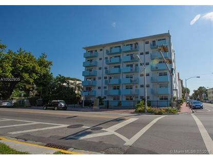 801 Meridian Ave  Miami Beach, FL MLS# A10502935