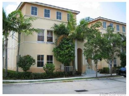 4415 SW 160th Ave  Miramar, FL MLS# A10503253