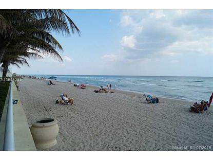 3001 S Ocean Dr  Hollywood, FL MLS# A10503286