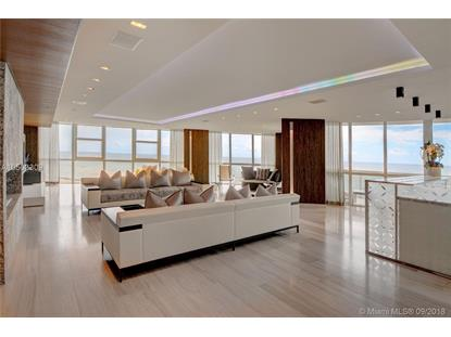 18201 Collins Ave  Sunny Isles Beach, FL MLS# A10503309