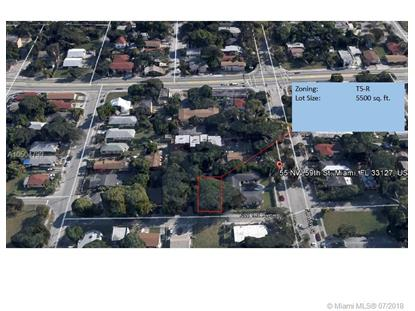 5921 NW 1st Ave  Miami, FL MLS# A10504799