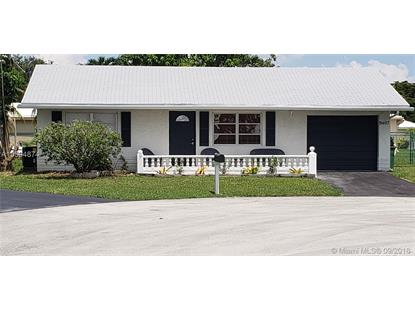 9407 NW 74th St  Tamarac, FL MLS# A10504874