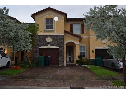 8768 NW 113th Ct  Doral, FL MLS# A10509557