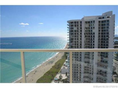 16699 Collins Ave  Sunny Isles Beach, FL MLS# A10509744
