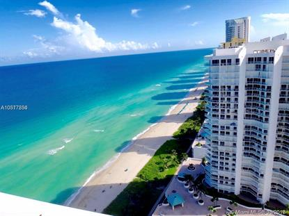 16699 Collins Ave  Sunny Isles Beach, FL MLS# A10517854