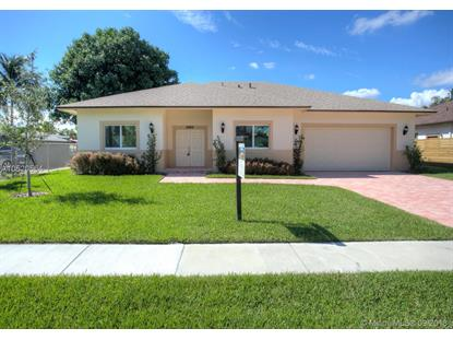 5860 SW 17th Court  Plantation, FL MLS# A10520564