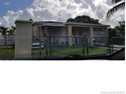 1310 NW 122nd St  North Miami, FL MLS# A10521624