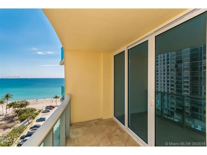 2501 S Ocean Dr  Hollywood, FL MLS# A10523528