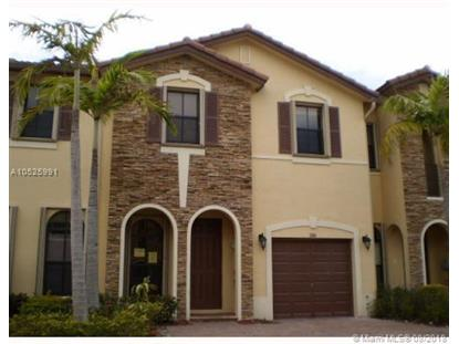 3184 NW 102nd Pl  Doral, FL MLS# A10525991